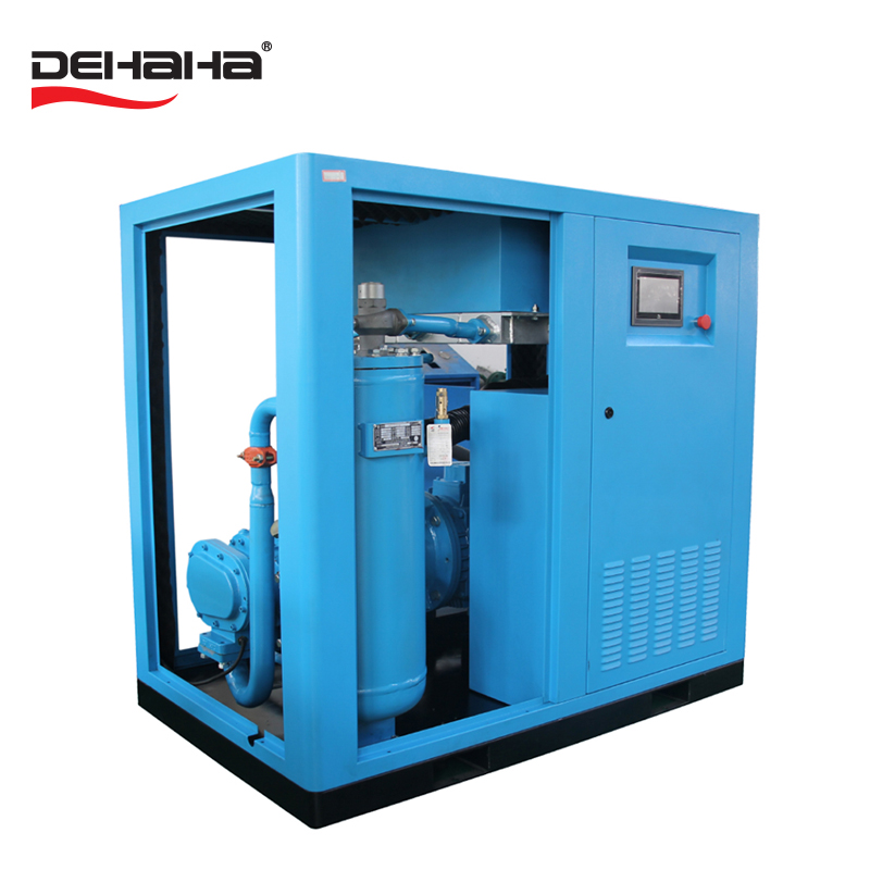 VSD Variable Speed Screw Air Compressor